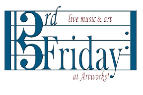 3rd Friday Logo Small